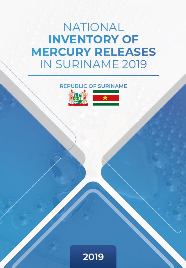 National Inventory of Mercury Releases in Suriname 2019